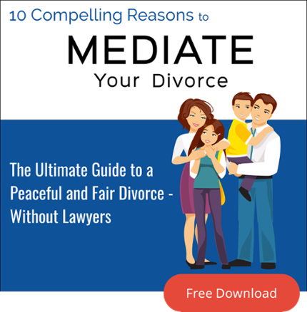Divorce mediation divorce without a lawyer 10 compelling reasons to mediate your divorce ebook solutioingenieria Choice Image