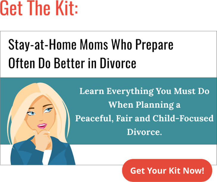 The most catastrophic mistake to avoid in a stay at home mom divorce sahm prepare for a divorce kit cta solutioingenieria