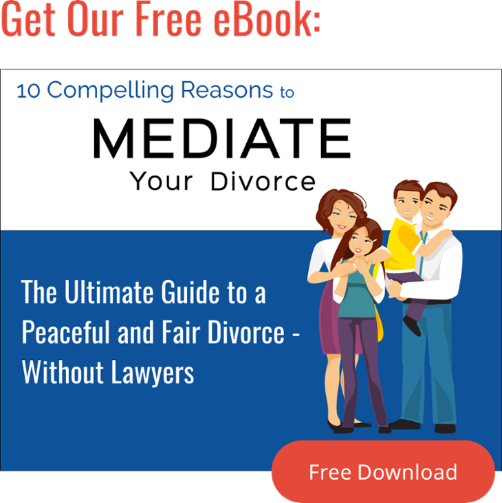 divorce mediation vs divorce lawyer which is right for you